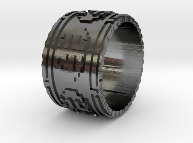 Journey Ring 10 3d printed