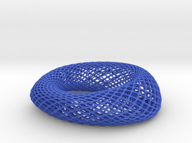 Bracelet Rhomb Wide 68mm 3d printed