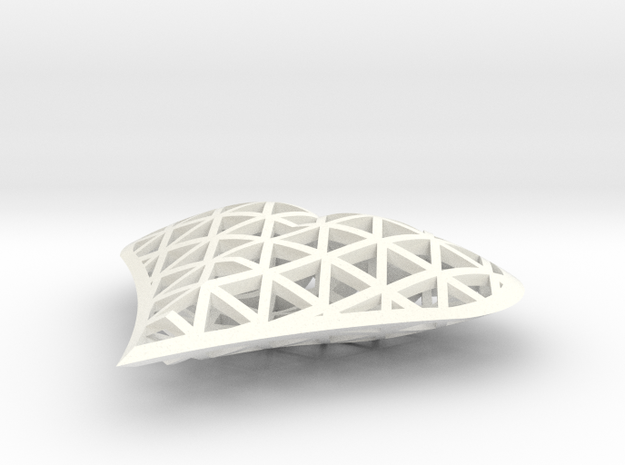 Heart Cage 3 3d printed