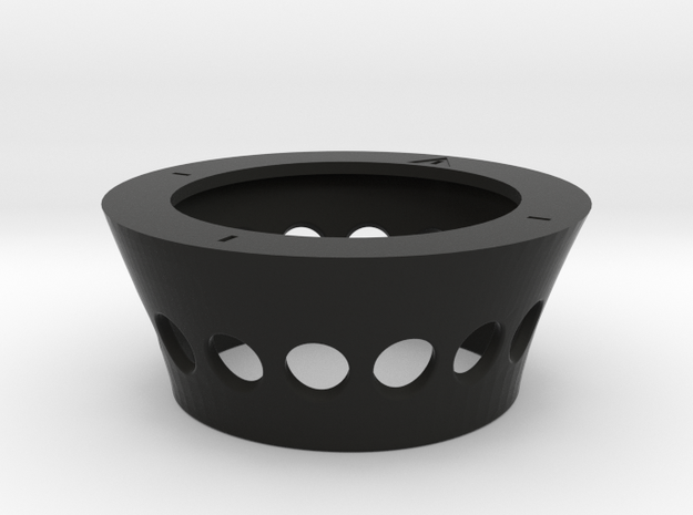 RVJET Spinner Cover 16 holes (60mm) 3d printed