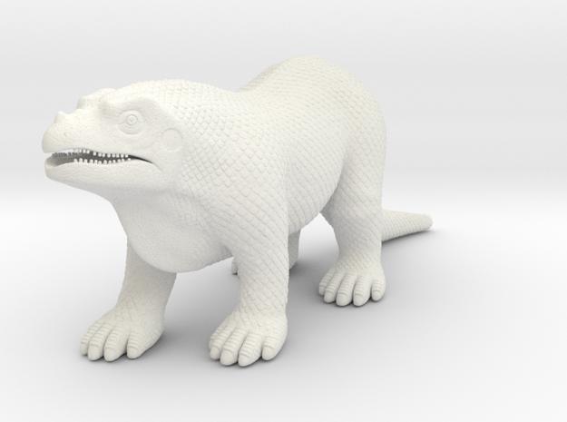 Iguanodon retro 1/72 3d printed