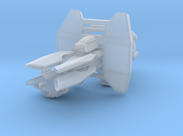 Advanced Lightning Cannon 001a (carried With Sheil 3d printed