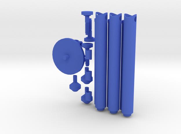 Adjustable Tripod Camera Mount  3d printed