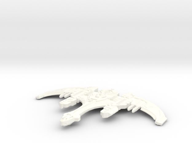 Kiraktor Class Klingon Destroyer 3d printed