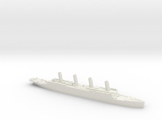 Titanic: The final voyage in White Natural Versatile Plastic