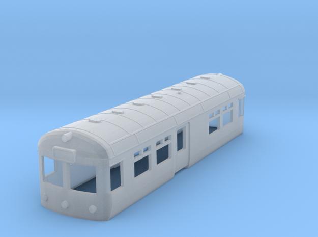 British Railways Wickham Railbus 79965 Body (N) in Smooth Fine Detail Plastic
