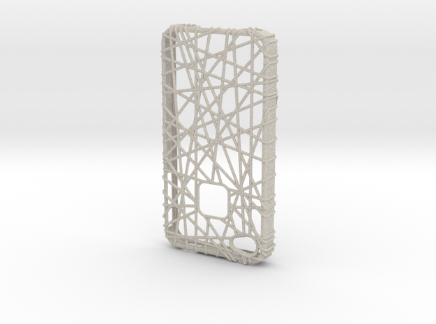 String Case for iPhone 4 and 4S in Sandstone