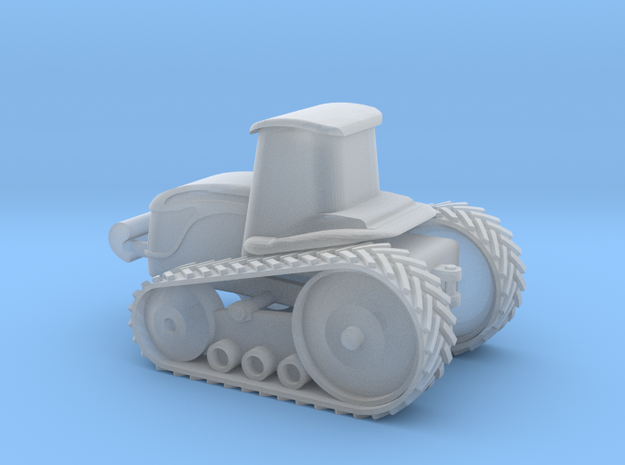 Agco Challenger Tractor - Nscale 3d printed