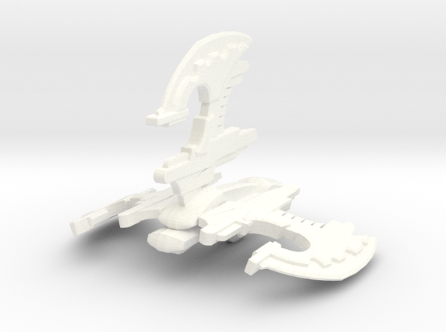 Xindi Insectoid Destroyer 3d printed
