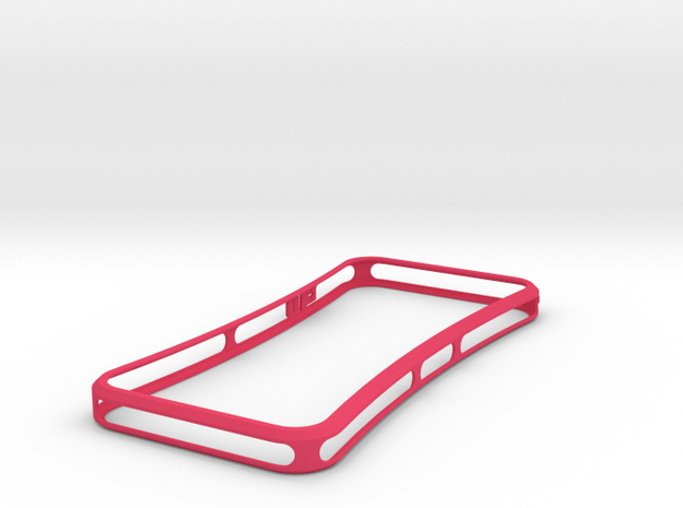 Brute for iPhone 5 - Thin but Tough 3d printed