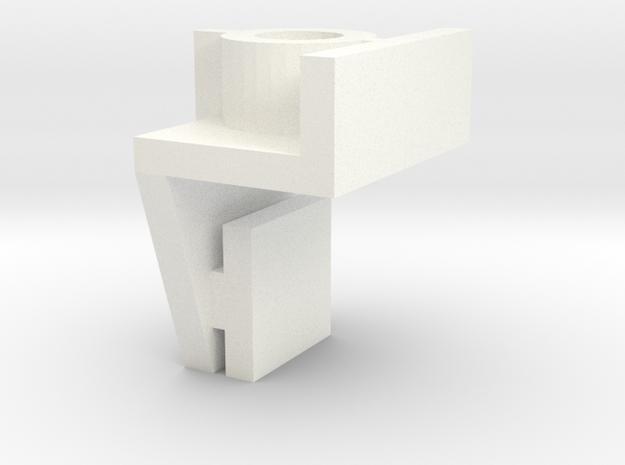 Strijkplank loper in White Strong & Flexible Polished