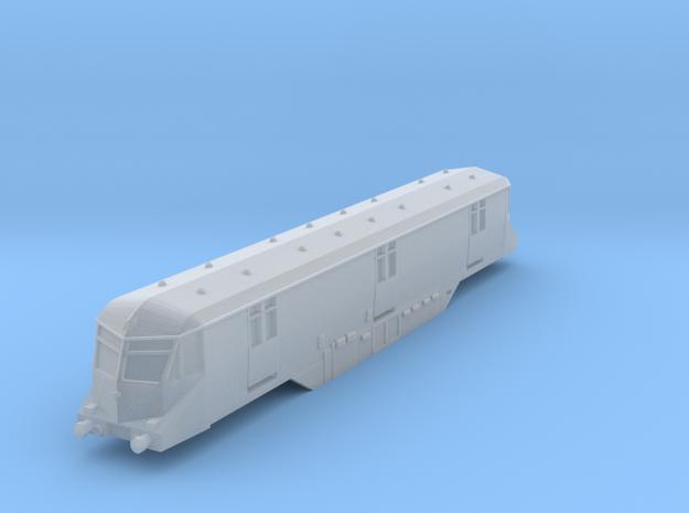 GWR Railcar - Parcels Van - T 1:450 3d printed