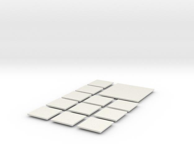 Mesh Tile Expansion Pack 3d printed