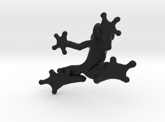 "Tree Frog Pendant ""Angi""- 4cm 3d printed"
