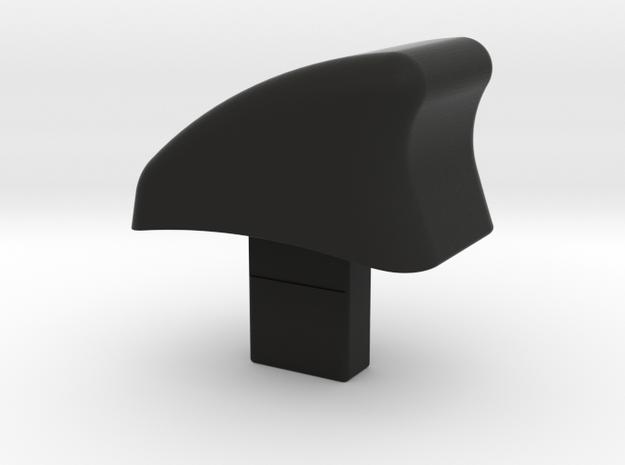 VW OPEL RECARO SEAT, Knopf für Sitzentriegelung in Black Strong & Flexible