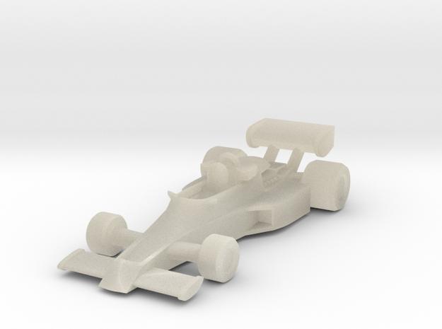 Lotus 77 HO scale 3d printed