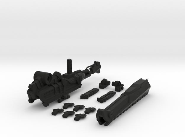 Happy Camper: Sniper Rifle 3d printed