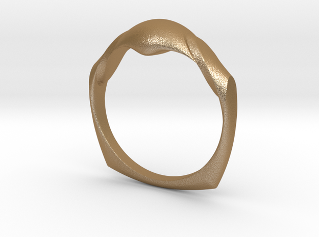 Qolombeh Ring 3d printed