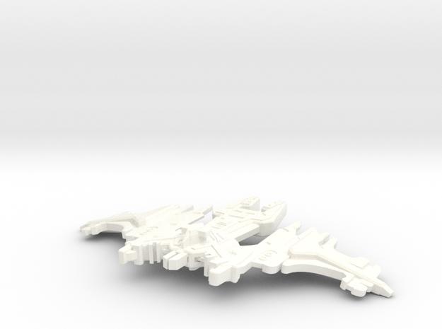 Jem'Hadar War Wing 3d printed