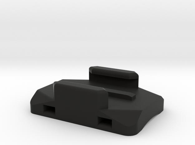GoPro Camera Mount - Zip Tie Mount 3d printed