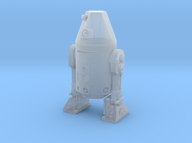 1/48 (O) & 1/24 (G) Scale Robot-4 Two Legs in Smooth Fine Detail Plastic: 1:24