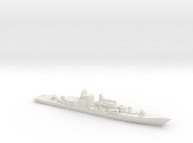 Project 956 1/1800 in White Natural Versatile Plastic