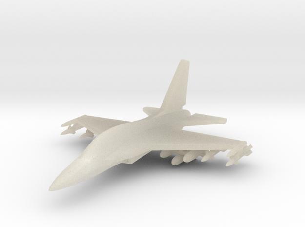 1/285 (6mm) Korean A-50 w/Ordnance 3d printed