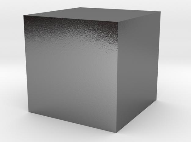 1x1x1 Cube 3d printed