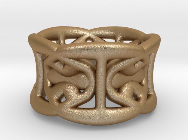 Harmony Handz Ring 3d printed