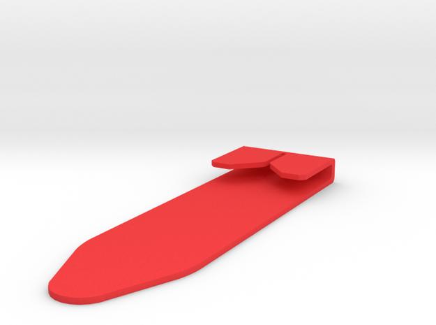 Hidden Tie Clip 3d printed
