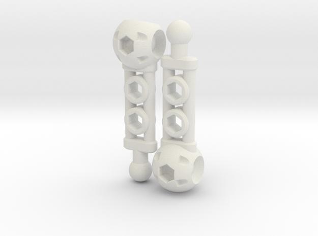 NEW! ModiBot Mech Shin Set 3d printed