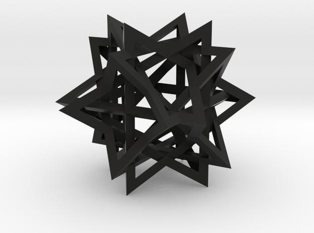 6 tetraeder 3d printed