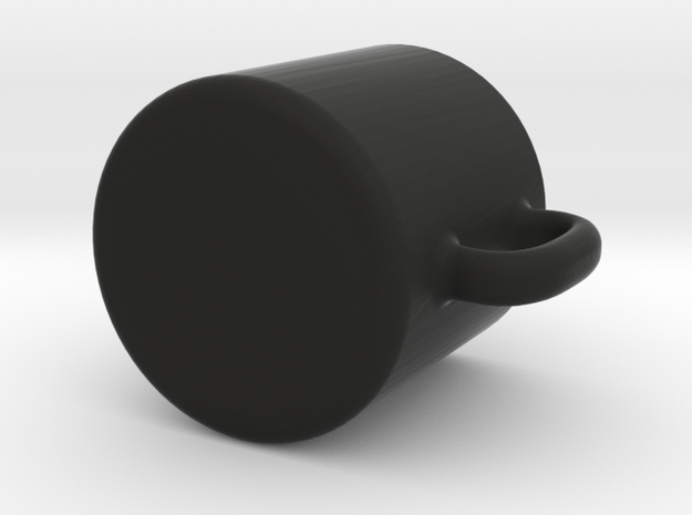 Doll house coffee mug 3d printed