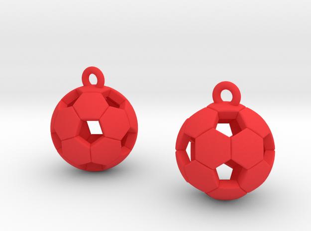 Soccer Balls Earrings