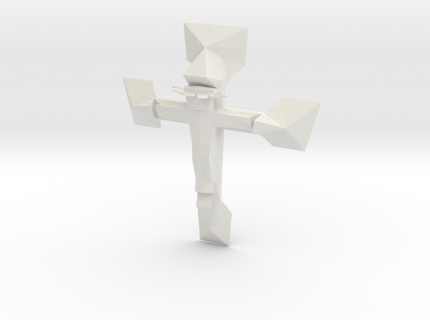 Cross Julior in White Strong & Flexible
