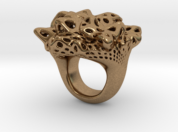 Nebula Ring 3d printed