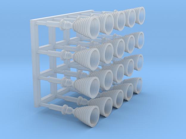 RCS Engines 1:20 20 Sprue 3d printed