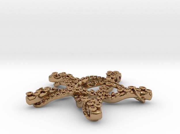 Tentacle Pentacle 3d printed