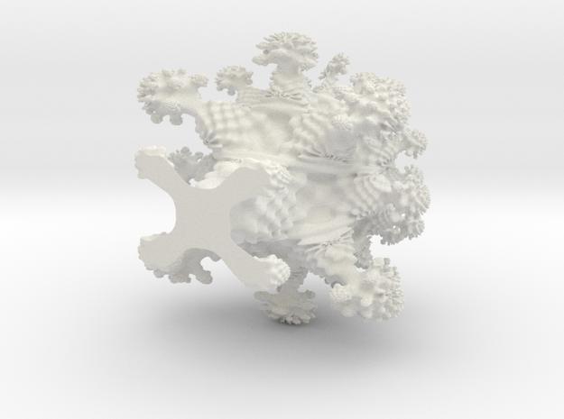 Juliabulb-z^8-x-zoom-new 3d printed