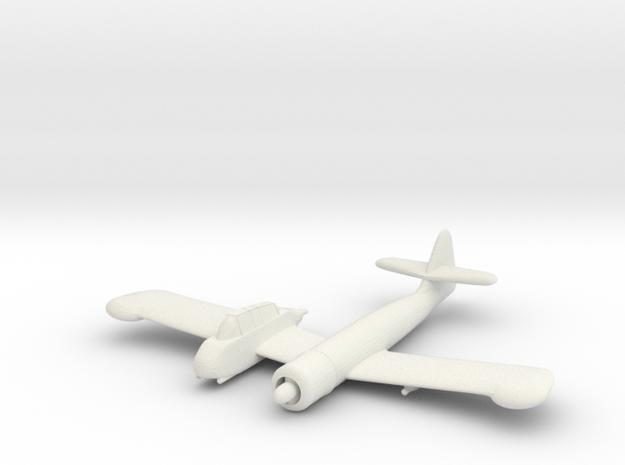 1/200 Blohm & Voss Bv  P 177 in White Natural Versatile Plastic