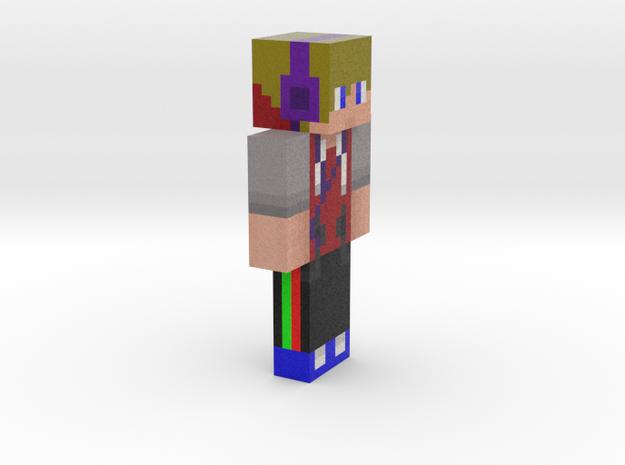 6cm | Creppy_Creeper 3d printed