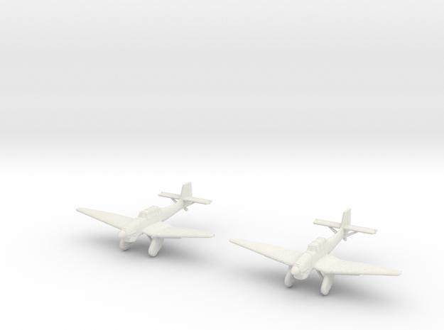 1/200 Junkers Ju-87A (x2) 3d printed