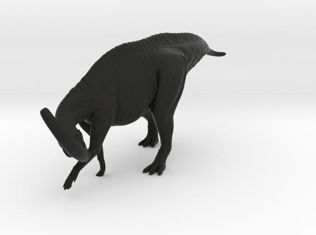 1/72 Parasaurolophus - Preening 3d printed