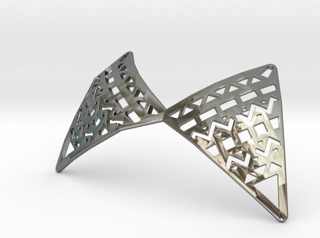 Aztec Necklace 3d printed