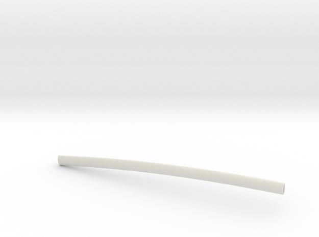 Scabbard for Enishi Yukishiro's Wato in White Strong & Flexible
