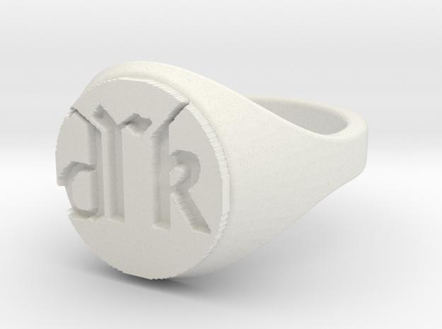 ring -- Wed, 03 Apr 2013 20:29:01 +0200 3d printed