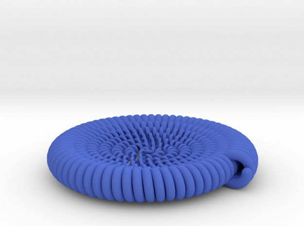 telefonspirale 3d printed