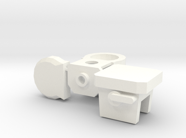 Commodius Upgrade Set 3d printed