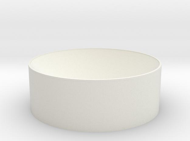 Ceramictest in White Strong & Flexible
