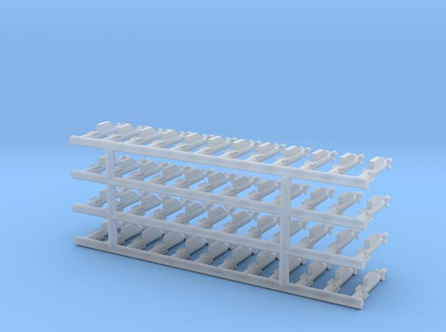 1/400 GBU-27 Paveway III (x48) in Smooth Fine Detail Plastic